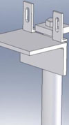 Light duty brackets